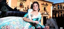 Andrea Frasquet | Fallera Mayor de la Falla Exposició 2014-2015
